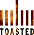 Toasted logo